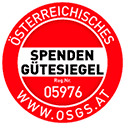 Partner & Spendengütesiegel